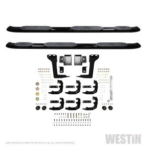 Exterior - Running Boards & Nerf Bars - Westin - 1500 Crew Cab 2019 (5.5ft. Bed)(Excl. 2019 Ram 1500 Classic) - 21-534705