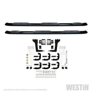 Exterior - Running Boards & Nerf Bars - Westin - 1500 Crew Cab 2019 (6.5ft. Bed)(Excl. 2019 Ram 1500 Classic) - 21-534725