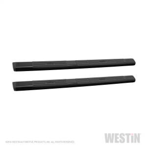 Westin - Black 6in Oval Side Bar 85in - 22-6035