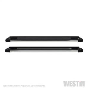 Westin - Polished Aluminum Running Boards 68.4in - 27-65710 - Image 4