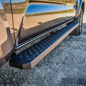 Westin - Textured Black Running Boards 79 inches - 27-74735 - Image 6