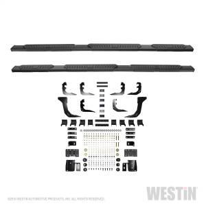 Exterior - Running Boards & Nerf Bars - Westin - 1500 Crew Cab 2019 (5.5ft. Bed)(Excl. 2019 Ram 1500 Classic) - 28-534705