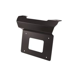 Exterior - Exterior Accessories - Westin - License Plate Relocator Bottom Mount - 32-30065