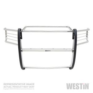 Exterior - Grille Guards & Bull Bars - Westin - 4Runner 2014-2019 (Excl Limited model) - 45-3820