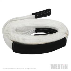 Winch & Recovery - Winch Accessories - Westin - Tow/Snatch Strap 2 3/8 inch x 30 feet rated at 16;000 lbs. - 47-3203