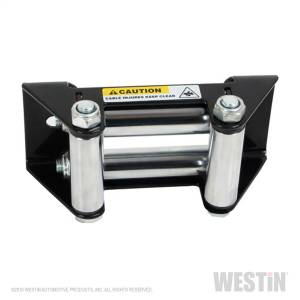 Winch & Recovery - Winch Accessories - Westin - 4-way roller fairlead for 4;500-6;000 lbs. winches - 47-3430