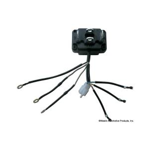 Winch & Recovery - Winch Accessories - Westin - Solenoid (ISM Technology) Off-Road Series (4 Leads) - 47-3670