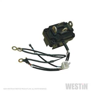 Winch & Recovery - Winch Accessories - Westin - Integrated Solenoid for 9;500-12;500 lbs. winches - 47-3683