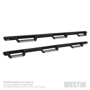 Exterior - Running Boards & Nerf Bars - Westin - 1500 Quad Cab 2019 (6.5ft.Bed)(Excl. 2019 Ram 1500 Classic) - 56-5347352