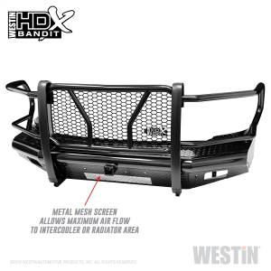 Bumpers - Front Bumpers - Westin - 2500/3500 2010-2018 - 58-31175