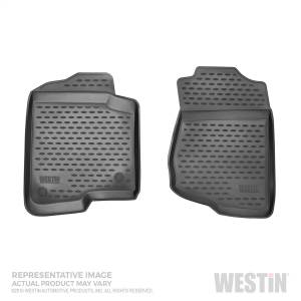 Interior - Floor Mats - Westin - A3 Hatchback 3 door 2006-2013 - 74-02-11006