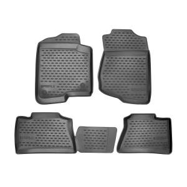 Interior - Floor Mats - Westin - A3 Hatchback 3 door 2006-2013 - 74-02-41006