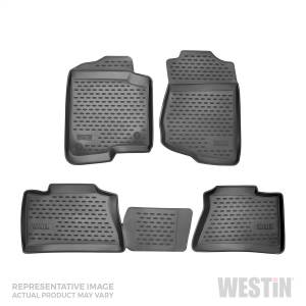 Interior - Floor Mats - Westin - 4Runner 2009-2019 - 74-41-51041