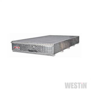 Truck Bed Accessories - Tool Boxes - Westin - 72in D x 40in W x 9.5in H single drawer - 80-HBS340