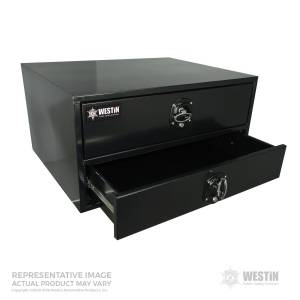 Truck Bed Accessories - Tool Boxes - Westin - Brute Command Box - 80-HTS4820B