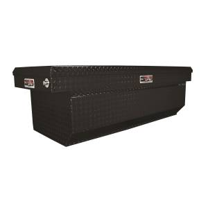 Truck Bed Accessories - Tool Boxes - Westin - Brute Full Lid Tool Box - 80-RB120FL-B