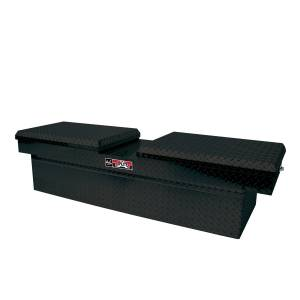 Truck Bed Accessories - Tool Boxes - Westin - Brute Gull Wing Lid Tool Box - 80-RB124GW-B