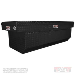 Truck Bed Accessories - Tool Boxes - Westin - Brute Full Lid Tool Box - 80-RB137FL-B
