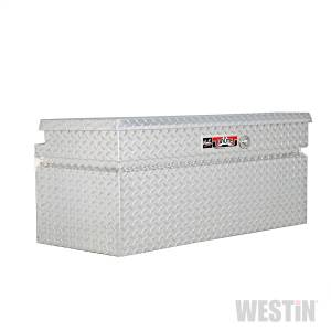 Truck Bed Accessories - Tool Boxes - Westin - 49in. Commercial Class; Overall Dims: 45x15x19 In.; Approx. Cu Ft: 7 - 80-RB4919