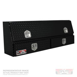 Truck Bed Accessories - Tool Boxes - Westin - Brute Contractor TopSider Tool Box - 80-TBS200-48-BD-B