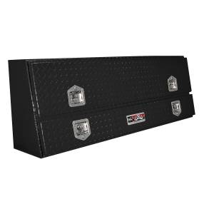 Truck Bed - Tool Boxes - Westin - Brute Contractor TopSider Tool Box - 80-TBS200-60-B