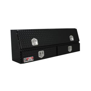 Truck Bed Accessories - Tool Boxes - Westin - Brute Contractor TopSider Tool Box - 80-TBS200-60-BD-B