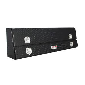 Truck Bed Accessories - Tool Boxes - Westin - Brute Contractor TopSider Tool Box - 80-TBS200-72-B