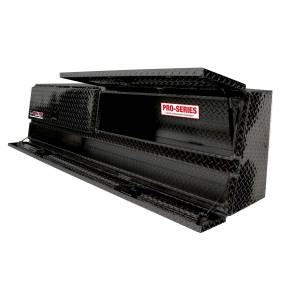 Truck Bed - Tool Boxes - Westin - Brute Contractor TopSider Tool Box - 80-TBS200-88D-B
