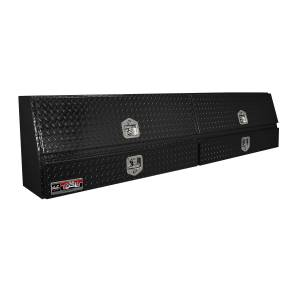 Truck Bed Accessories - Tool Boxes - Westin - Brute Contractor TopSider Tool Box - 80-TBS200-90D-BD-B