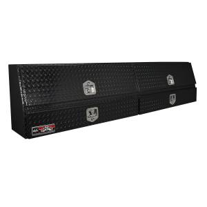Truck Bed Accessories - Tool Boxes - Westin - Brute Contractor TopSider Tool Box - 80-TBS200-96D-BD-B