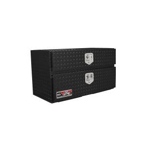 Truck Bed Accessories - Tool Boxes - Westin - BRTBX UnderBody 30in x 20in w/Top Drawer - 80-UB30-20TD-B