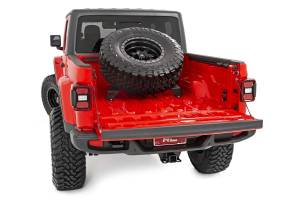 Exterior - Exterior Accessories - Rough Country - Bed Mounted Tire Carrier (2020 Jeep Gladiator) - 10544
