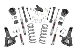 """Rough Country - Rough Country 6"""" Lift Kit with Premium N3 Shocks 30830"""