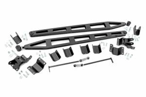 Suspension Components - Accessories & Hardware - Rough Country - Dodge Traction Bar Kit (03-13 RAM 2500 4WD) - 31006