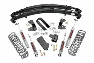 Lift & Level Kits - Lift Kits - Rough Country - 2.5in Ford Suspension Lift System - 51030
