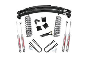 Lift & Level Kits - Lift Kits - Rough Country - 2.5in Ford Suspension Lift System - 530-70-7630