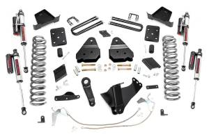 """Rough Country 6"""" 2011-2014 Ford F-250 Super Duty Lift Kit with Vertex Reservoir Shocks 53150"""