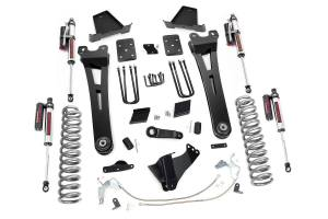 """Rough Country 6"""" 2011-2014 Ford F-250 Super Duty Lift Kit with Vertex Reservoir Shocks 54050"""