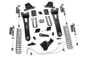 """Rough Country 6"""" 2011-2014 Ford F-250 Super Duty Lift Kit with Vertex Reservoir Shocks 54150"""