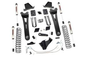 """Rough Country 6"""" 2011-2014 Ford F-250 Super Duty Lift Kit with V2 Monotube Shocks 54170"""