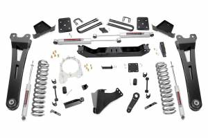 """Rough Country 6"""" 2017-2022 Ford F-250/350 Super Duty Lift Kit with N3 Shocks 55430"""