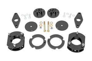 Lift & Level Kits - Lift Kits - Rough Country - 2.5in Jeep Lift Kit (11-20 Grand Cherokee WK2) - 60300
