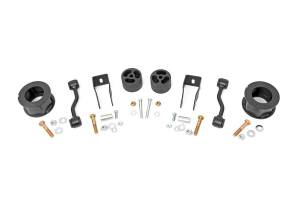 Lift & Level Kits - Lift Kits - Rough Country - 2.5in Jeep Suspension Lift Kit (2020 Gladiator) - 63400