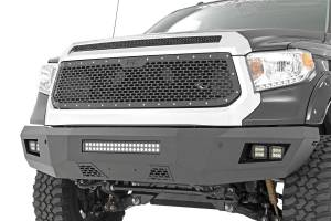 Exterior - Grilles - Rough Country - Toyota Mesh Grille (14-17 Tundra) - 70222