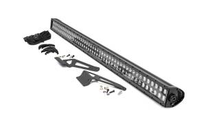 Light Bars - Light Bars - Rough Country - Can-Am Defender Front Facing 50-Inch Dual Row LED Kit (16-20 Defender) - 71007