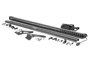Light Bars - Light Bars - Rough Country - Can-Am Defender Front Facing 50-Inch Single Row LED Kit (16-20 Defender) - 71026