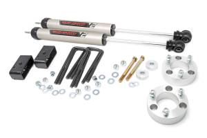 Rough Country - 3in Toyota Suspension Lift Kit w/ V2 Shocks (05-20 Tacoma) - 74570