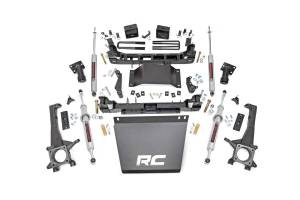 Rough Country - 6in Toyota Suspension Lift Kit w/ N3 Struts (16-20 Tacoma 4WD/2WD) - 75831