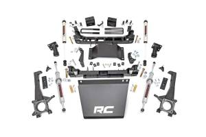 Rough Country - 6in Toyota Suspension Lift Kit w/ N3 Struts & V2 Shocks (16-20 Tacoma 4WD/2WD) - 75871