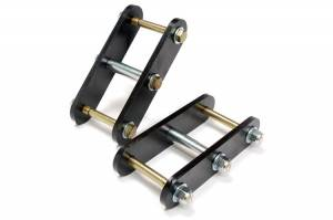 Suspension - Leaf Springs & Accessories - Rough Country - Lift Shackles (1 1/4in Rear) - RC0342